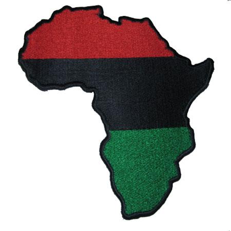アフリカワッペン