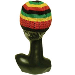 ラスタカラーワッチ帽子