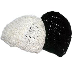 アクリルタム帽子