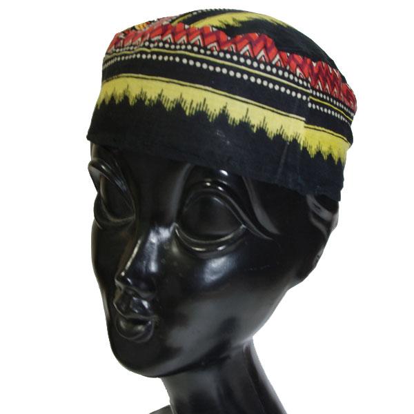 エスニック 帽子