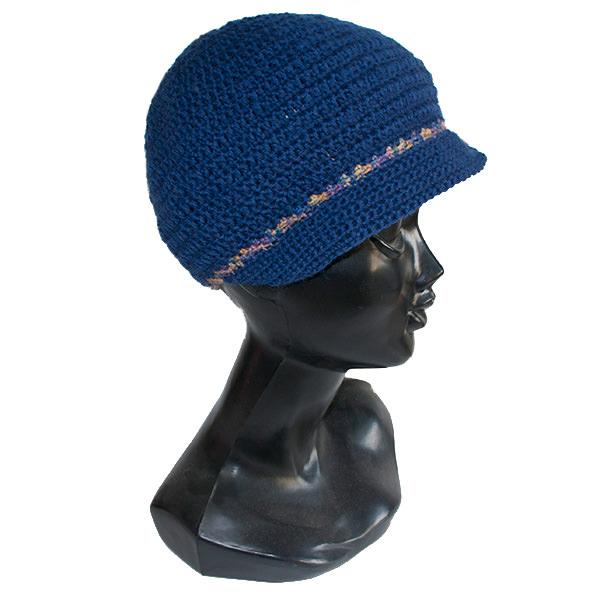 ニットキャップ帽子
