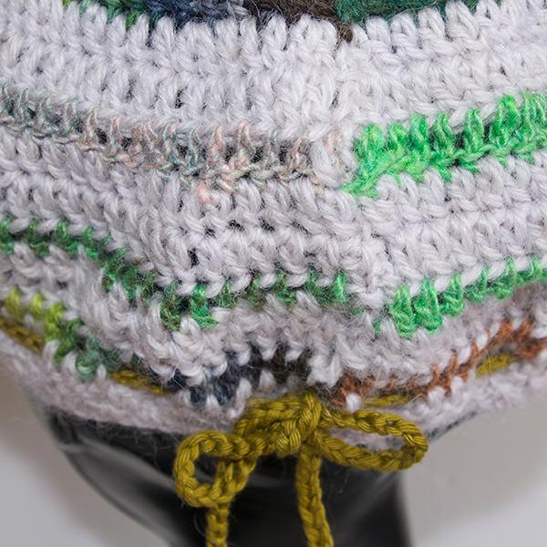ニット帽子