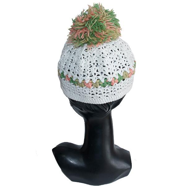 ポムニット帽子