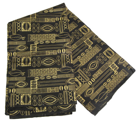 アフリカ 布