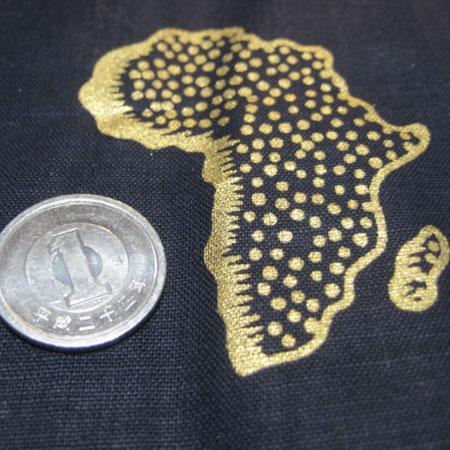 アフリカンバティック・アフリカ柄