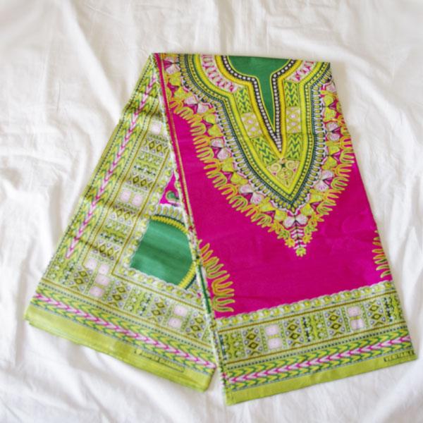 アフリカ布