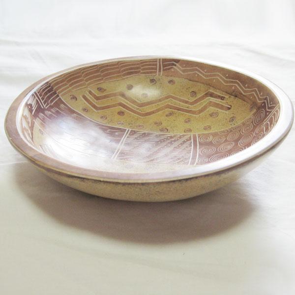 ソープストーン 皿