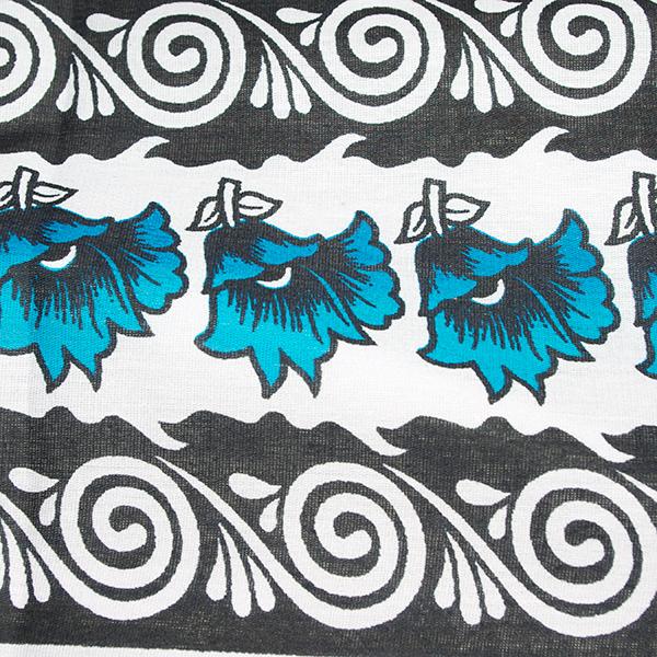 カンガ アフリカ 布
