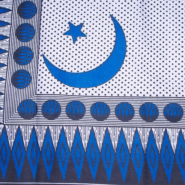 カンガ・モスク柄