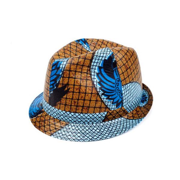 中折れ帽子