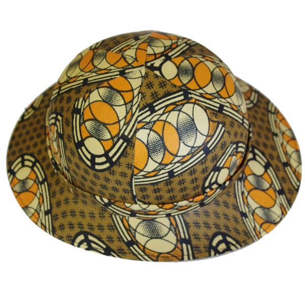 アフリカン帽子