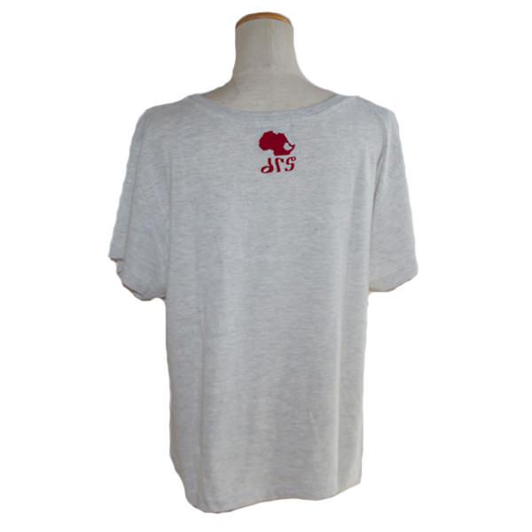 エチオピアクロスクロップドTシャツ