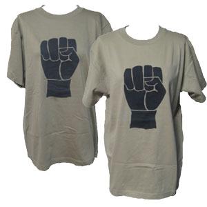 BLACK POWER メンズTシャツ