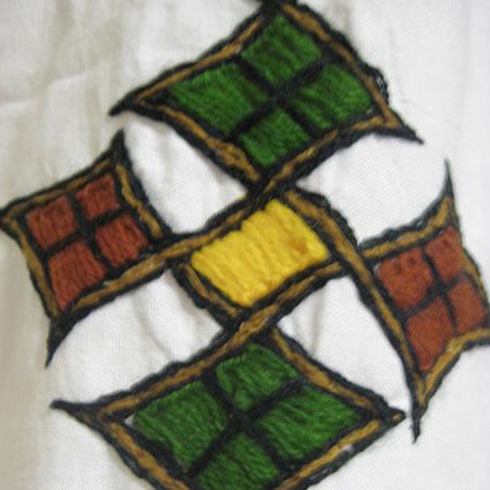 エチオピアコットンパンツ