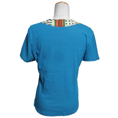 ケンテプリントTシャツ