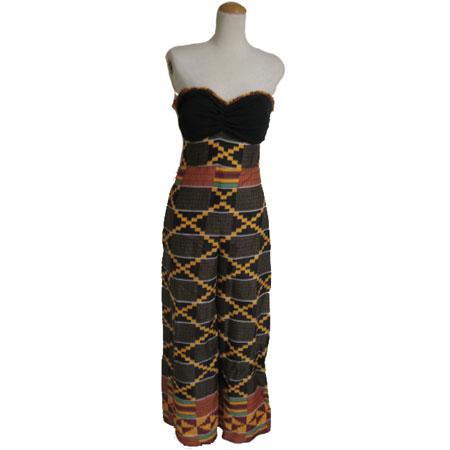 セレクトショップ furaha clothing オリジナル アフリカン ファッション houte
