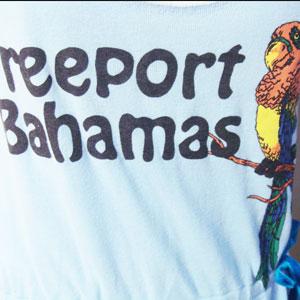 バハマTシャツトップス