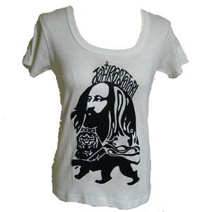 jahrastafari lionTシャツ