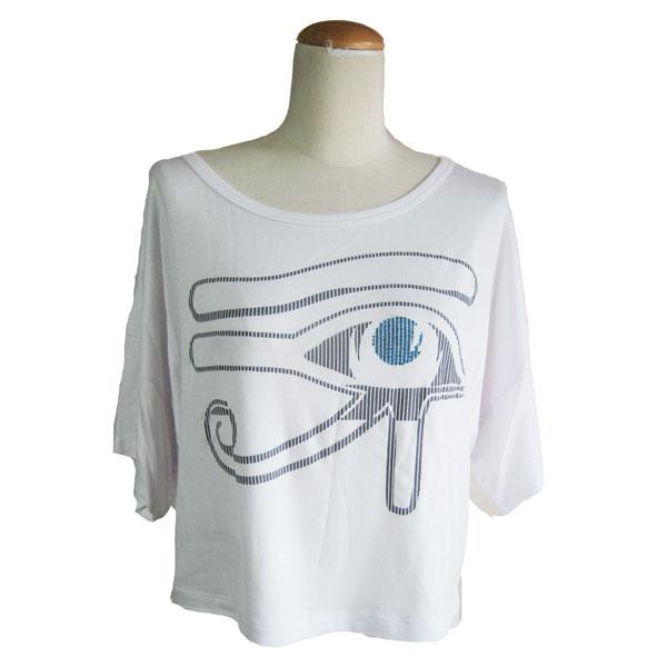 エジプシャン・ホルスの目Tシャツ
