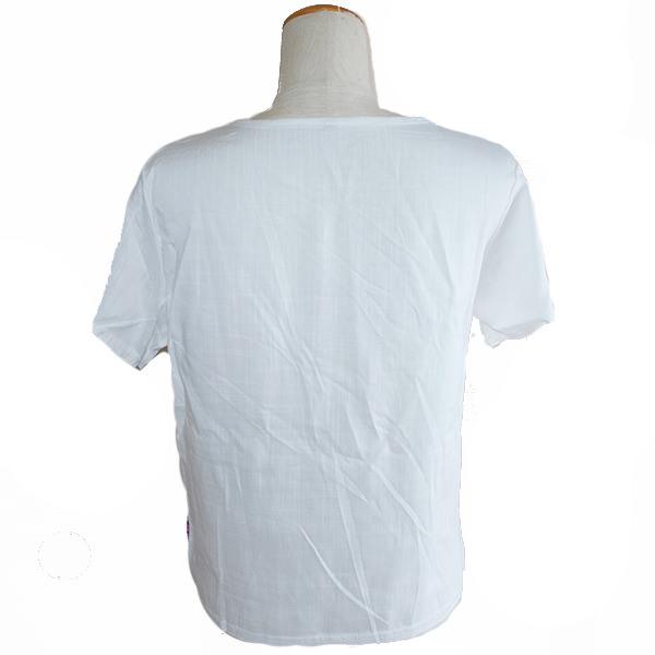 エスニックバティックTシャツ