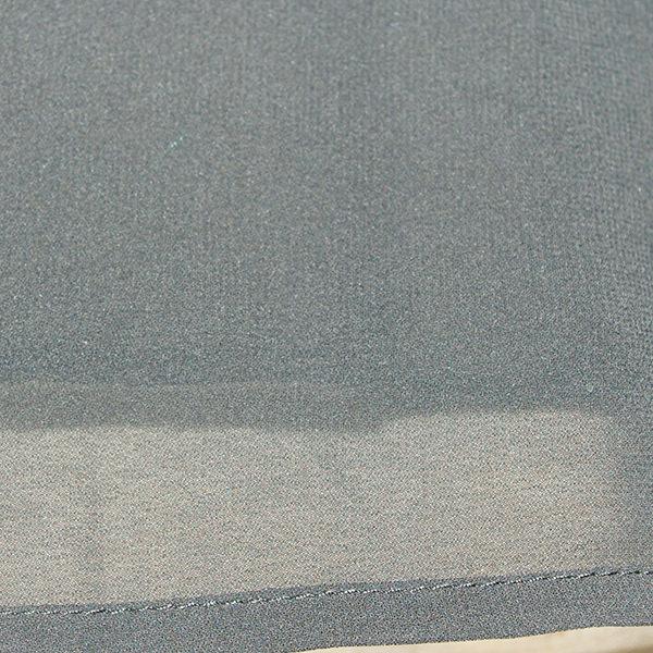 ペイズリー柄刺繍シフォンキャミトップス