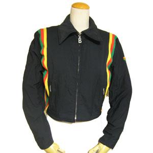 ラスタライン中綿ジャケット