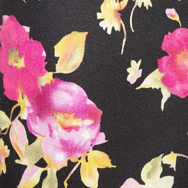 花柄レギンスパンツ