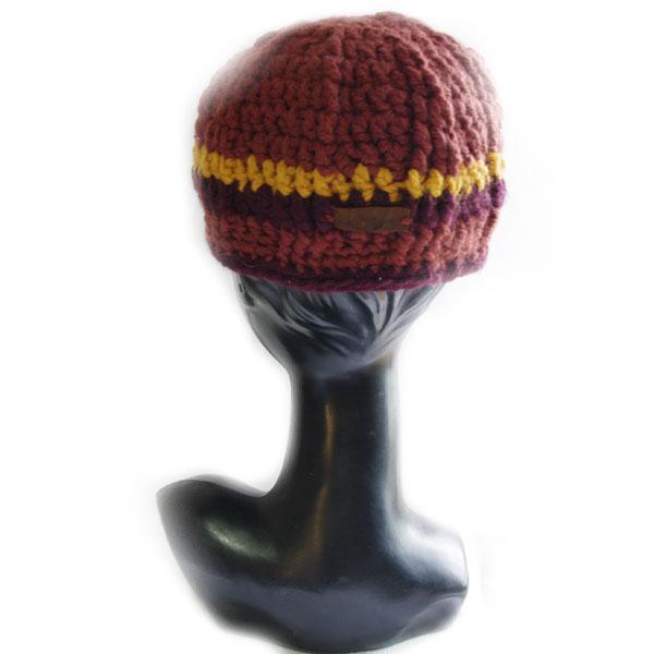 キャスケット帽子