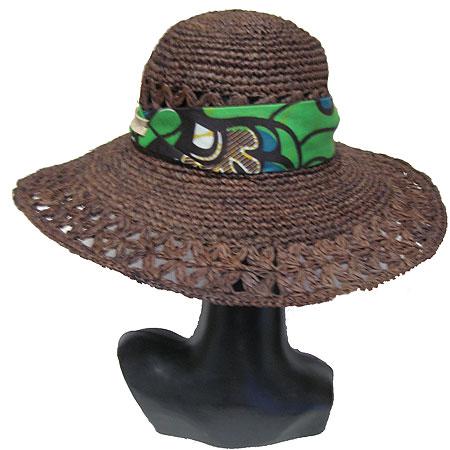 ストローハット 麦藁帽子