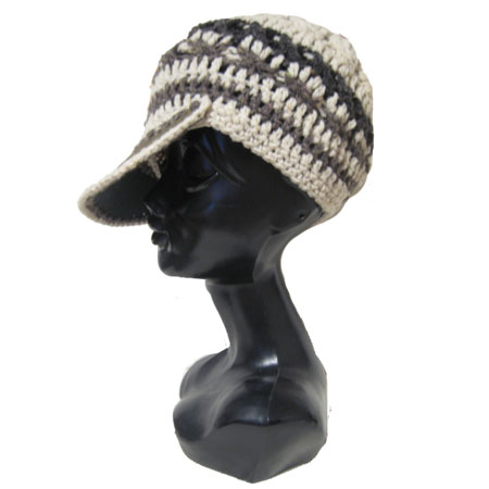 ニット 帽子