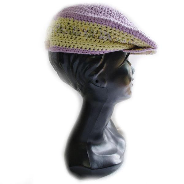 ハンチング帽子