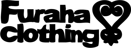 セレクトショップ FURAHA CLOTHING ロゴ