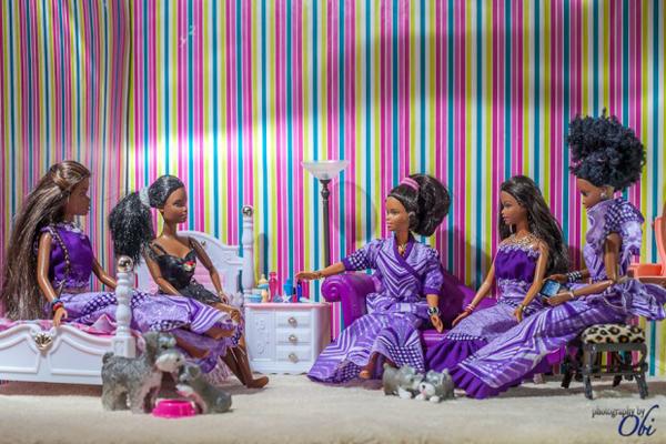 バービー ナイジェリア アフリカ