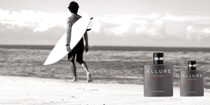 allure homme chanel surf