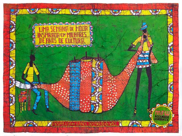 Mozambique FashionWeek