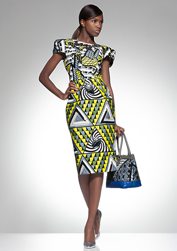 Parade of Charm by Vlisco