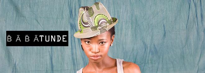 アフリカ ハンドメイド 帽子