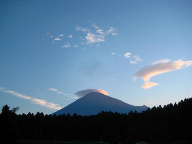 富士山 村山古道
