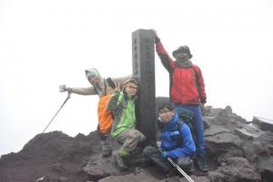富士山登頂日記