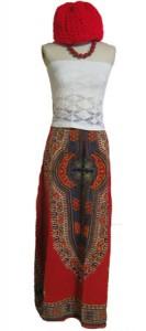 ダシキ ロングスカート
