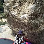 京都 笠置 外岩