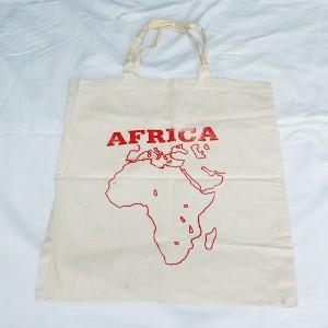 アフリカコットンバッグ