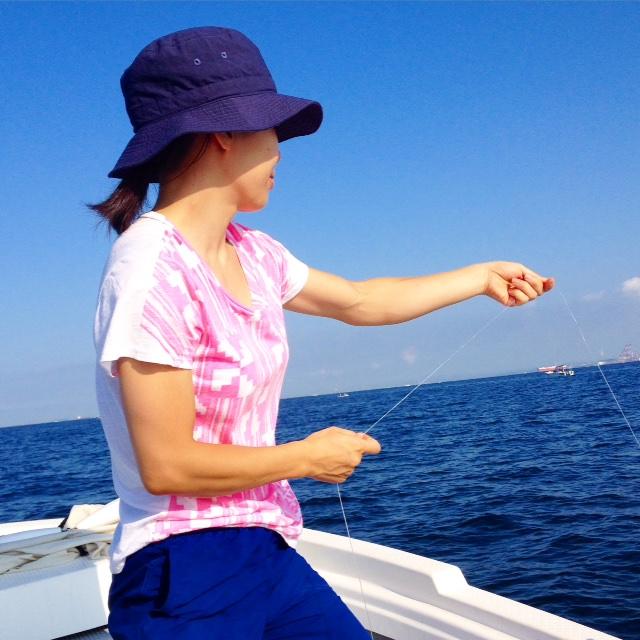 明石 タコ釣り