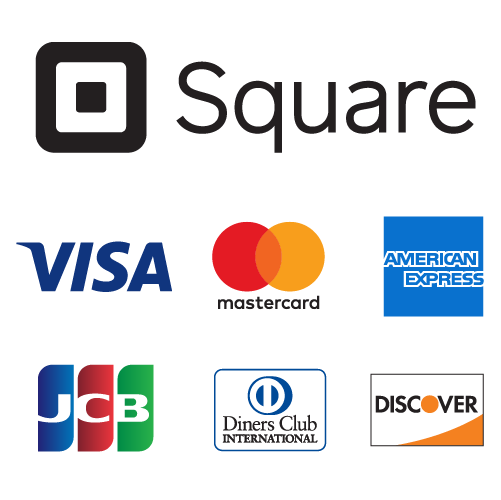 JCB、Diners Club、Discoverのクレジットカード決済