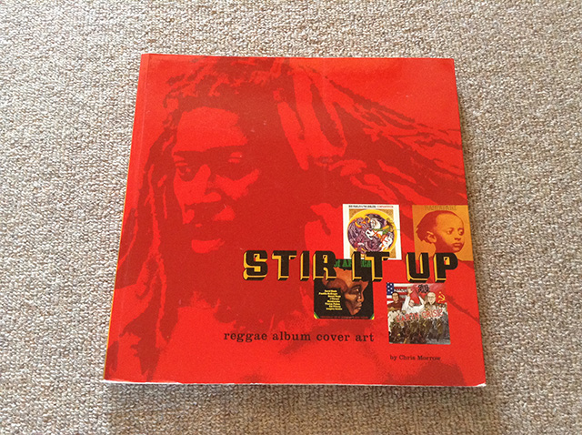 STIR IT UP -reggae album cover art-