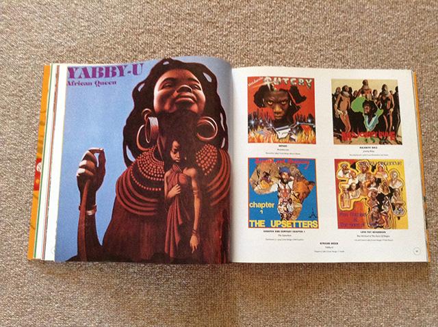 STIR IT UP -reggae album cover art-