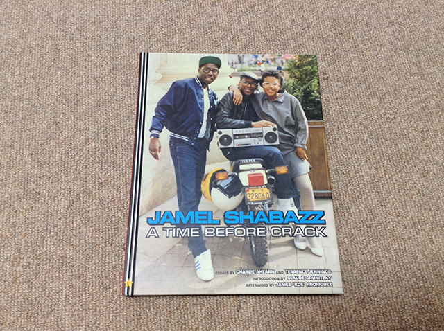 JAMEL SHABAZZ/A TIME BEFORE CRACK