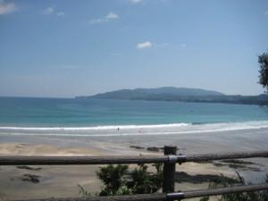 サーフィン 大岐の浜