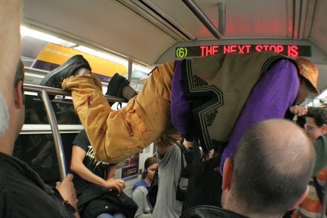 hiphop train