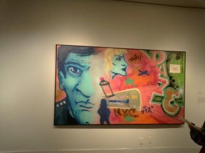 BROOKLYN MUSEUM -GRAFFITI BASICS-